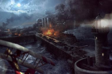 הוכרזו שתי חבילות הרחבה למשחק Battlefield 1