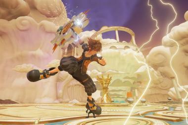 שוחרר טריילר חדש למשחק Kingdom Hearts 3