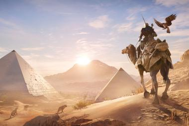 Assassin's Creed: Origins הוכרז רשמית באירוע של מיקרוסופט