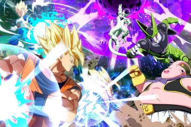 Dragon Ball FighterZ הוכרז לקונסולות ולמחשב