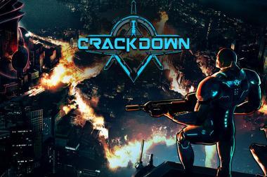 זה מגיע: Crackdown 3 יושק יחד עם ה-Xbox One X
