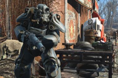 גרסת VR של Fallout 4 הוצגה במסיבת העיתונאים של Bethesda
