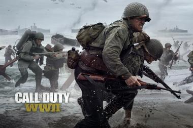 צפו בסרטוני משחקיות מתוך המולטיפלייר של Call of Duty: WW2
