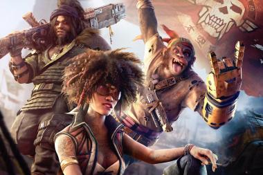 Beyond Good and Evil 2 הוכרז במסיבת העיתונאים של Ubisoft