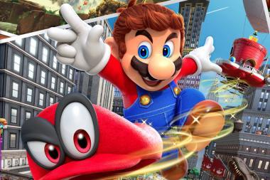 פרטים חדשים ותאריך יציאה נחשפו ל-Super Mario Odyssey