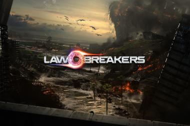 LawBreakers מקבל תאריך יציאה ובטא פתוחה