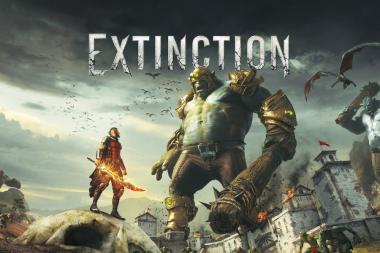 Iron Galaxy חשפה את Extinction משחק הפנטזיה הבא שלה