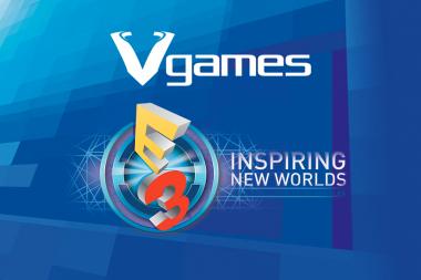 Vgames מודה לכם על כך שהצטרפתם אלינו לסיקור כנס E3
