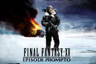 חבילת ההרחבה הבאה של Final Fantasy XV נוחתת בשבוע הבא