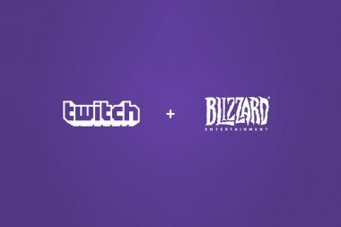 Twitch ו-Blizzard משלבות כוחות בסצנת הספורט אלקטרוני