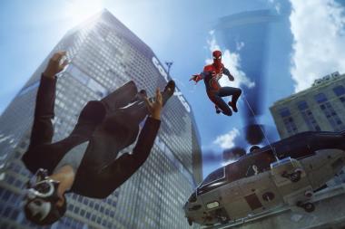סוני טוענת ש-Spider-Man יעזור להכניס שחקנים חדשים רבים לעולם הגיימינג