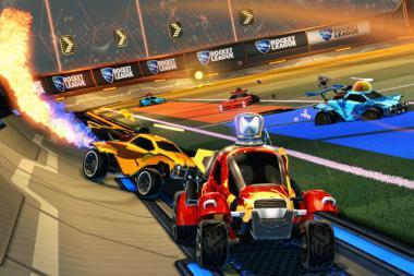 טורניר Rocket League ישודר בערוץ NBC Sports