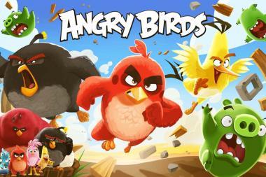 חדשות המובייל - הציפורים חוזרים במשחק תורות, מיזם SEGA Forever ועוד
