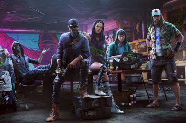 Watch Dogs 2 מקבל מצב משחק חדש לארבעה שחקנים