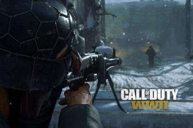 Call of Duty: WW2: יביא שרתים טובים יותר והבדלים קוסמטיים בנשקים