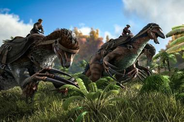 דינוזאורים שווים יותר: מחירו של ARK: Survival Evolved הוקפץ ב-Steam
