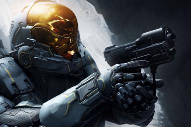 Halo 5: Guardians יקבל עדכון תמיכה ב-4K