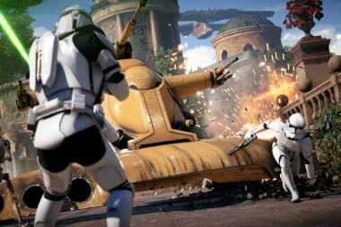 תאריך הבטא של Star Wars Battlefront II נחשף
