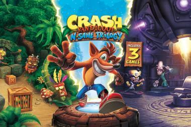 האם Crash Bandicoot N. Same Trilogy מגיע ל-Xbox One?
