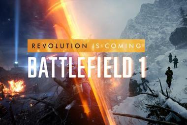 מהדורת Revolution של Battlefield 1 הודלפה
