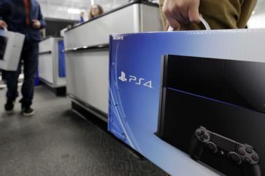 מכירות ה-PS4 ירדו מעט ברבעון הראשון של 2017