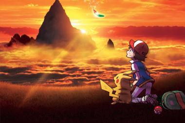 הסרט החדש של פוקימון יגיע לאקרנים בארצות הברית