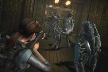 שני משחקי Resident Evil Revelations מגיעים לסוויץ'