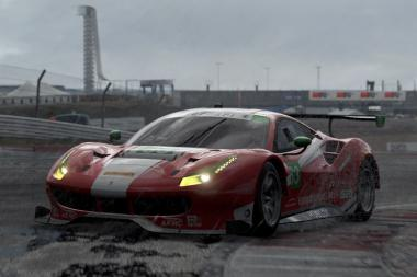 Project Cars 2 ייראה משמעותית טוב יותר על ה- Xbox One X מאשר על ה-PS4