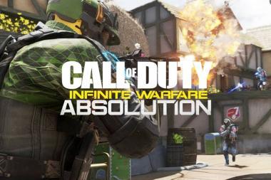 CoD: Infinite Warfare: ההרחבה Absolution מגיעה למחשב ול-Xbox One