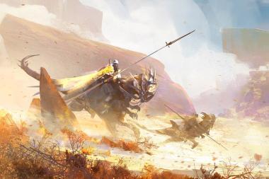 Guild Wars 2: נסו את ההרחבה Path of Fire בחינם במהלך סוף השבוע