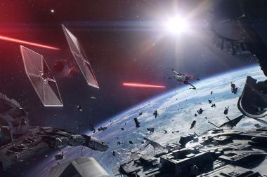 Star Wars Battlefront 2: מצב הקרבות בחלל יוצג בכנס Gamescom
