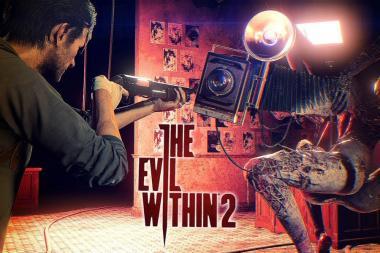 """טריילר חדש של The Evil Within 2 מציג: """"הצלם המטורף"""""""