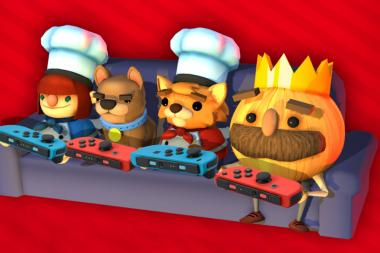 Overcooked: Special Edition‎