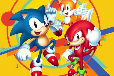 ביקורת - Sonic Mania