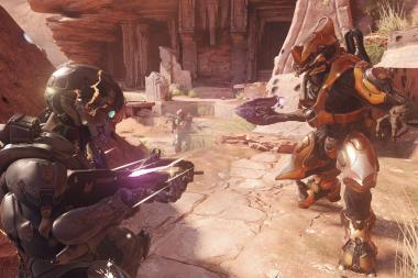 Halo 5 ו-Quantum Break יקבלו תמיכה ב-4K על ה-Xbox One X