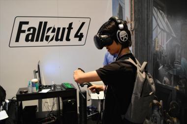 המשחק Fallout 4 VR לא יהיה בלעדי ל-HTC Vive