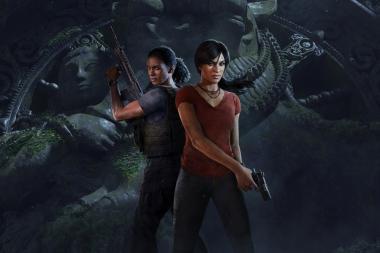 ביקורת - Uncharted: The Lost Legacy