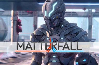 ביקורת - Matterfall