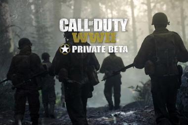 רשמים מהבטא - Call of Duty: WWII