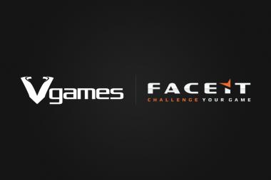 Vgames ו-Faceit משלבים כוחות בפלטפורמה חדשה