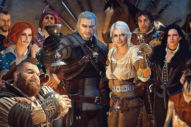 CD Projekt Red חוגגת עשור לסדרת המשחקים The Witcher