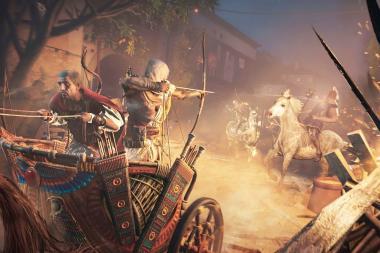 יוביסופט מגיבה לשמועה אודות הביצועים של AC Origins על ה-Xbox One X