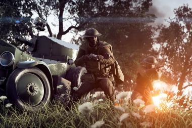צפו בסרטון המשחקיות הראשון של Incursions, המוד החדש של Battlefield 1