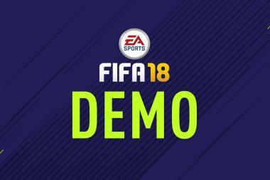 הדמו של FIFA 18 זמין להורדה
