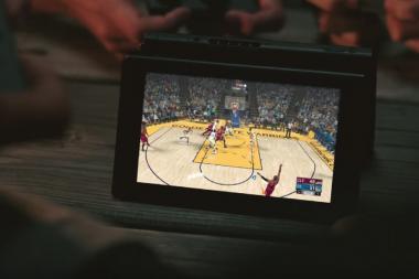 המשחק NBA 2K18 ירוץ ב-30 פריימים לשנייה על הסוויץ', 60 בשאר הקונסולות