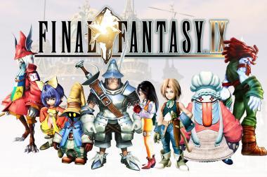 המשחק Final Fantasy IX נחת ב-PS4