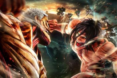 נחשפו הקונסולות שאליהן יגיע המשחק Attack on Titan 2
