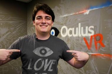"""מייסד חברת Oculus לשעבר טוען שהוא עובד על """"דברים מרגשים מאוד"""""""