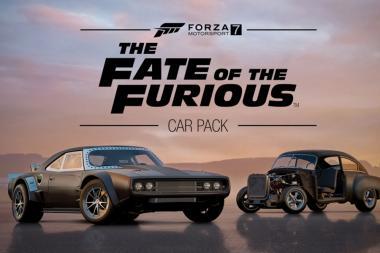 חבילת מכוניות מהסרט מהיר ועצבני 8 מגיעה ל-Forza 7 עם צאת המשחק