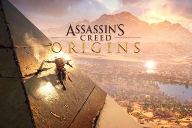 גודל ההורדה של Assassin's Creed: Origins נחשף בחנות של Xbox